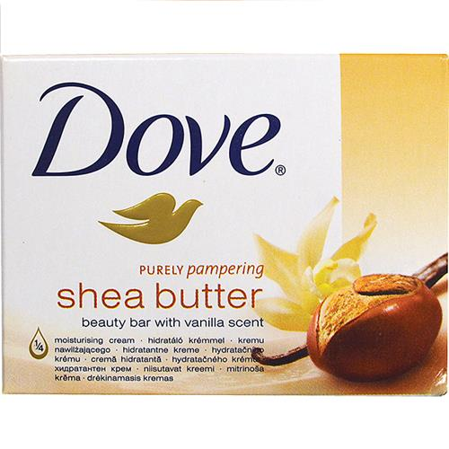 Wholesale Dove Bar Shea Butter 100g