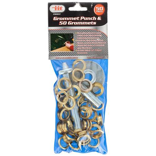 Wholesale Grommet Punch & 50 Grommets