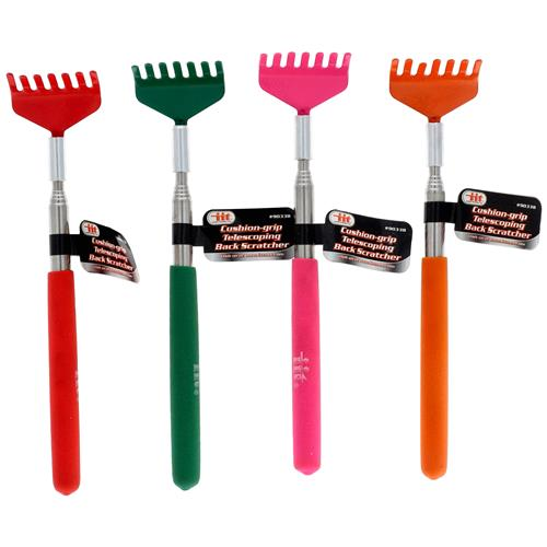 Wholesale Cushion-Grip Telescoping Back Scratcher