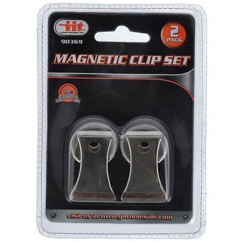 Wholesale 2pk MAGNETIC CLIP SET
