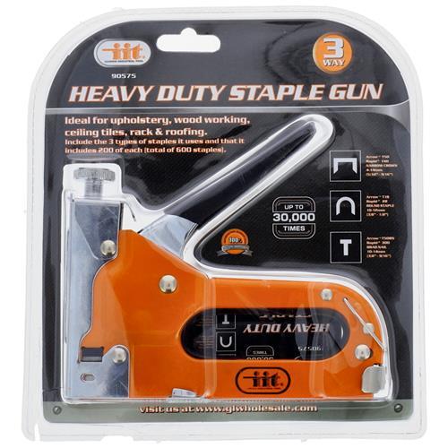 Wholesale 3 WAY STAPLE GUN & 600 STAPLES