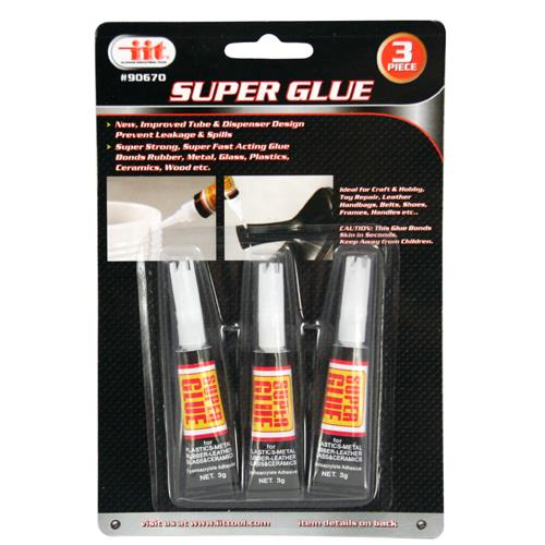 Wholesale 3PC Super Glue