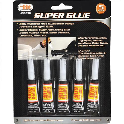 Wholesale 5PC SUPER GLUE