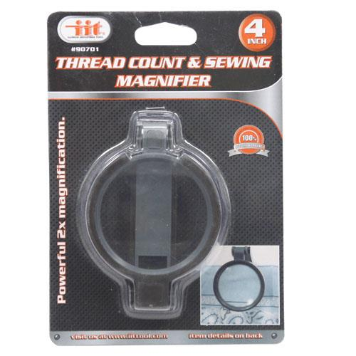 Wholesale IITThread Count & Sewing Magnifier.  4 in.