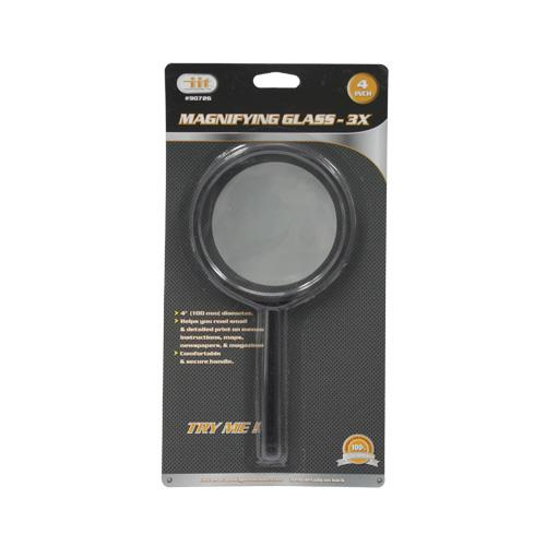 "Wholesale 4"" MAGNIFYING GLASS - 3X"