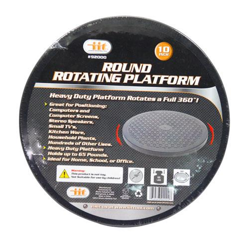 Wholesale Round Rotating Platform