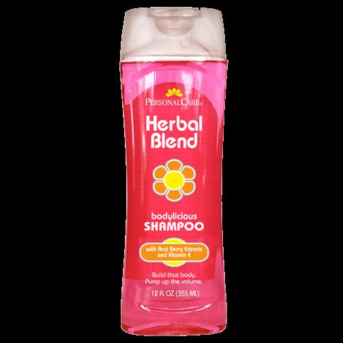 Wholesale Personal Care Herbal Blend Shampoo Bodylicious