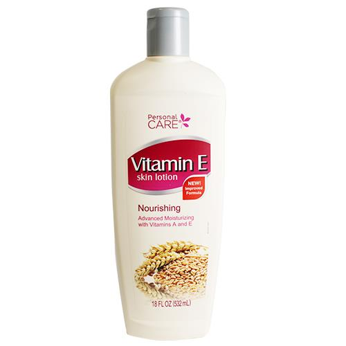 Wholesale PERSONAL CARE LOTION WITH VITAMIN E
