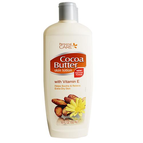 Wholesale PERSONAL CARE COCOA BUTTER LOTION