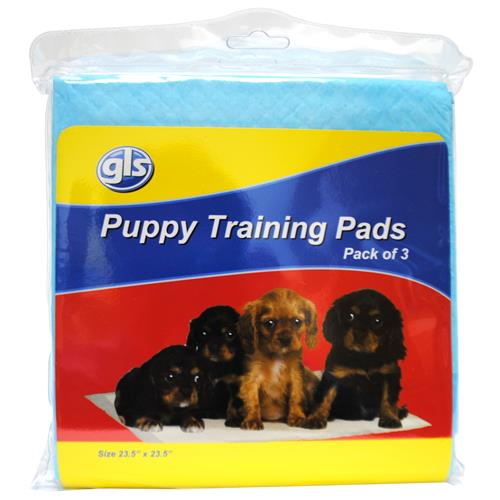 "Wholesale Puppy Training Pads - GLS -23.5"""""""" x 23.5"""""""""