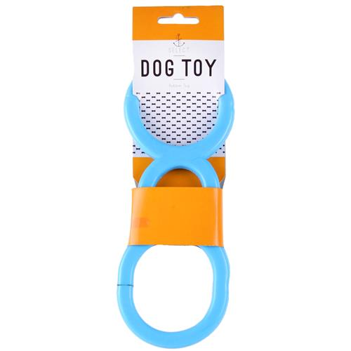 "Wholesale Rubber Dog Tug Toy 9"""""""" by GLS - Great Lakes Select"