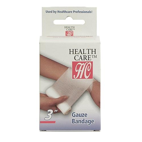 "Wholesale Health Care Gauze Roll Bandage 3"" Conform Stretch"