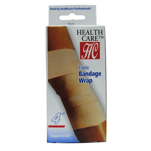 "Wholesale Health Care Elastic Bandage Wrap 4"""""""" (5 Yards)"