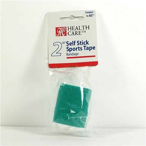 "Wholesale Health Care Self Stick 2"""""""" Sports Bandage Assorted"