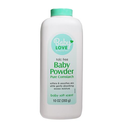 Wholesale BABY ITEMS - BABY LOVE CORNSTARCH BABY POWDER 10OZ