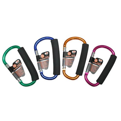 Wholesale Jumbo Carabiner Hook 5-1/2""""