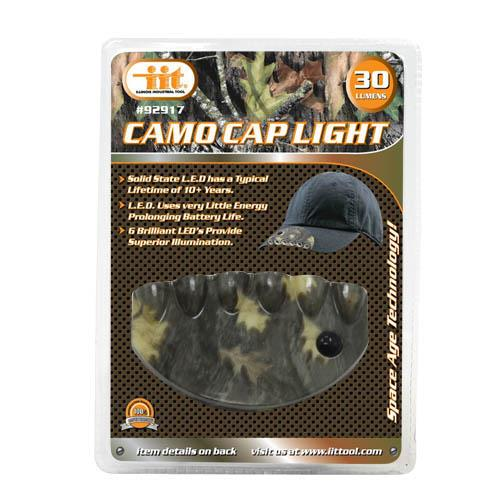 Wholesale Camo Cap Light