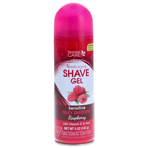 Wholesale Persona Care Womens Silky Smooth Shave Gel 5oze