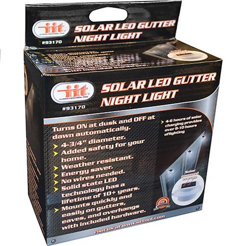Wholesale SOLAR LED GUTTER NIGHT LIGHT