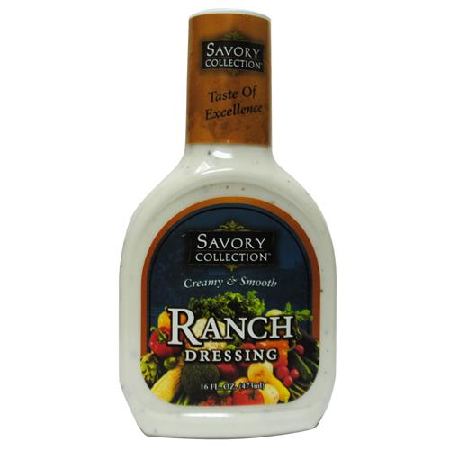 Wholesale Savory Collection Fat Free Ranch Dressing