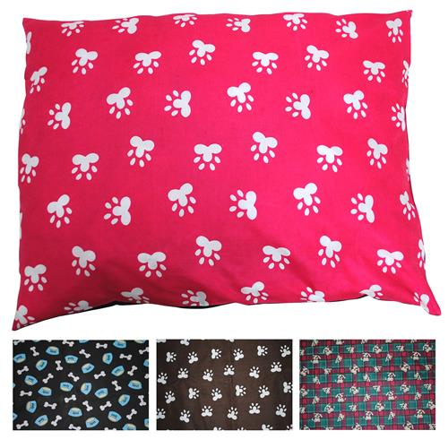 "Wholesale Pet Bed 25"""" x 32"""" Assorted Patterns"