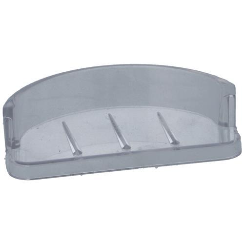 Wholesale 5PK CLEAR PLASTIC SOAP HOLDER