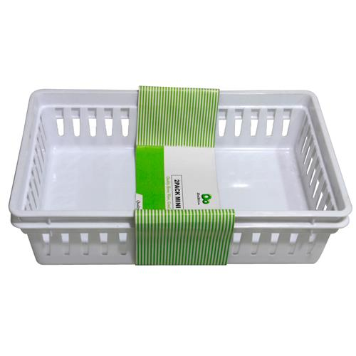 Wholesale Organizing Trays 10x7x3- White