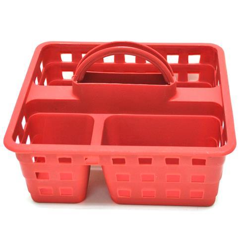 """Wholesale Retangle Basket with Handle 9.9"""""""""""""""" x 8.7"""""""""""""""" x 4"""""""""""""""""""