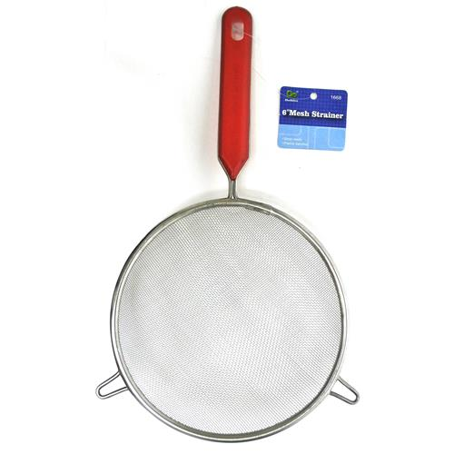 "Wholesale 6"" Mesh Strainer"