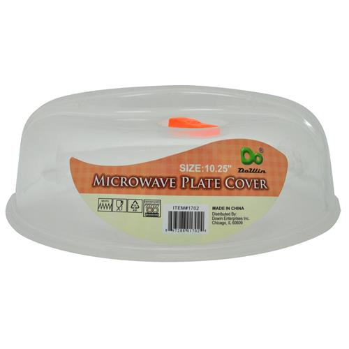 Wholesale Microwave Plate Cover 10.25""