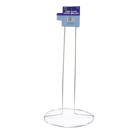 wholesale wire paper towel holder 12 glw. Black Bedroom Furniture Sets. Home Design Ideas