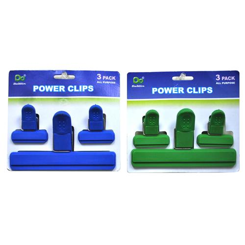 "Wholesale Chip Clips 1-5.75"" & 2-2"""