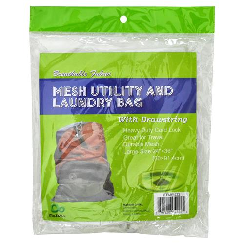 "Wholesale Mesh Utility/Laundry Bag 24""x36"""