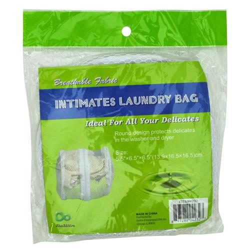 "Wholesale Mesh Intimates Laundry Bag 5.5""x6.5""x6.5"""
