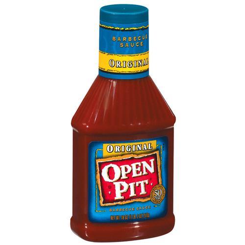 Wholesale Open Pit Traditional Original BBQ Sauce