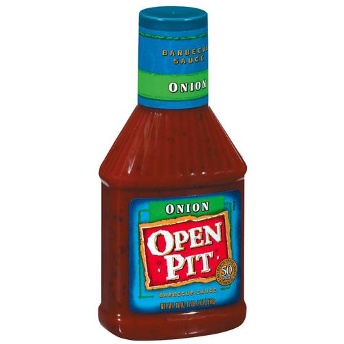Wholesale Open Pit Traditional Onion BBQ Sauce