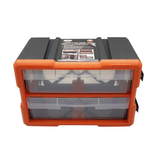 Wholesale MODULAR TOOL BOX - 2  SECTION