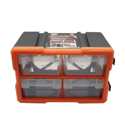 Wholesale MODULAR TOOL BOX - 4  SECTION