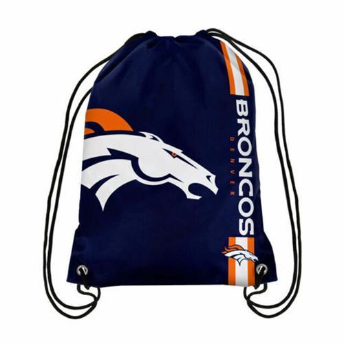Wholesale NFL DENVER BRONCOS DRAW STRING BAG
