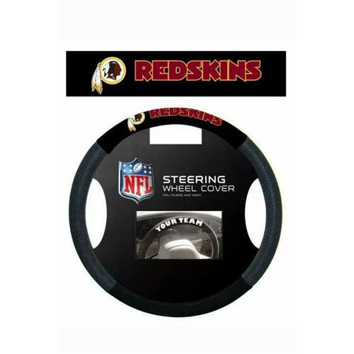 Wholesale NFL REDSKINS STEERING WHEEL COVER