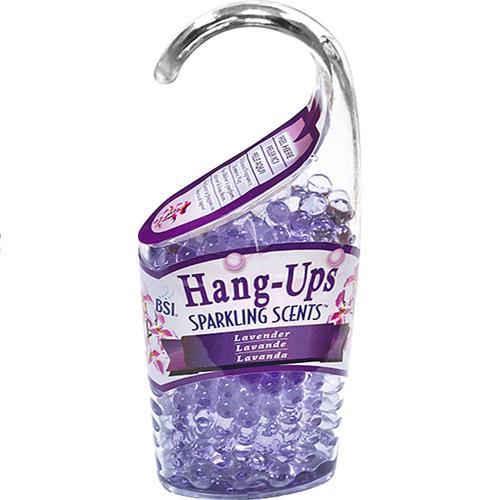 Wholesale Hang Ups Sparkling Scents Lavender