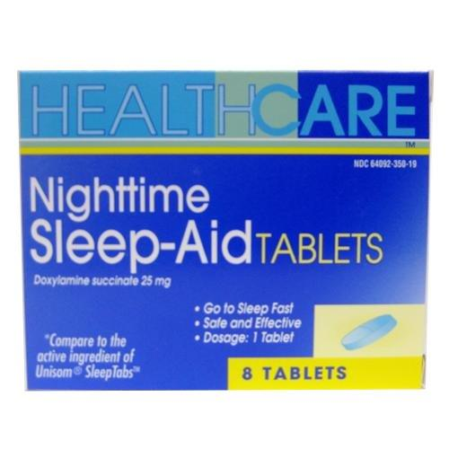 Wholesale Health Care Nighttime Sleep-Aid Tablets (Unisom)