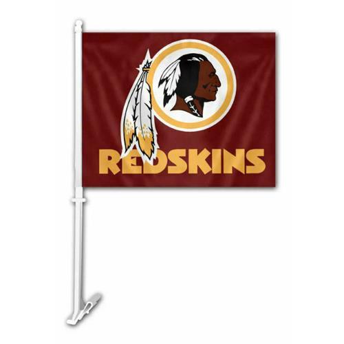 Wholesale NFL WASHINGTON REDSKINS CAR FLAG