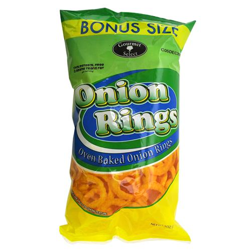 Wholesale Gourmet Select Onion Rings