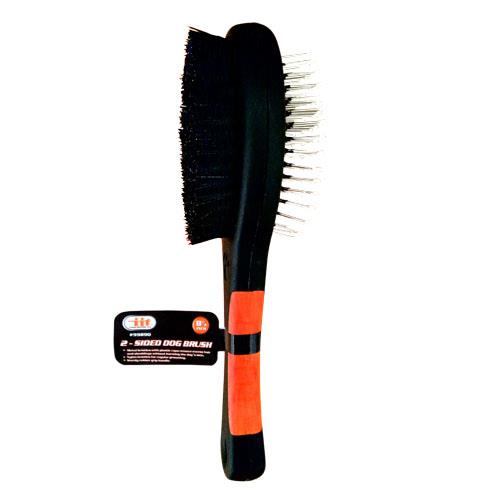 Wholesale 2-SIDED DOG BRUSH