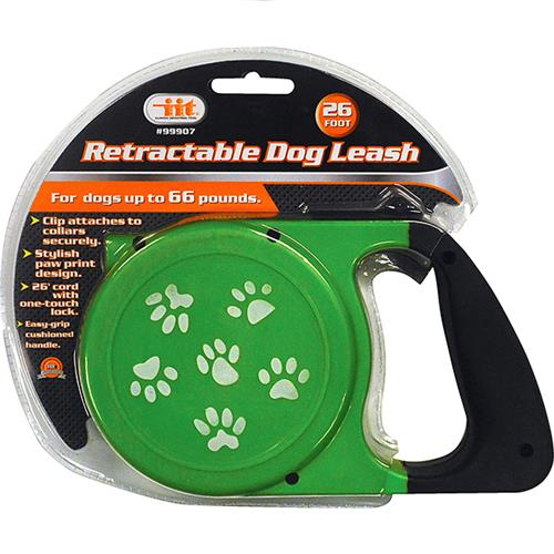 Wholesale 26' PAWS RETRACTABLE DOG LEASH