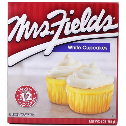 Wholesale Mrs. Field's White Cupcake Mix