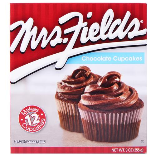 Wholesale Mrs. Field's Chocolate Cupcake Mix