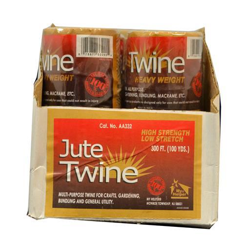 Wholesale 300' JUTE TWINE