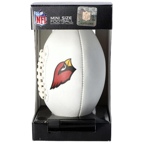 Wholesale NFL AZ CARDINALS MINI FOOTBALL & AUTOGRAPH PEN